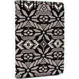 Best SELLER- Nordic Printed Tablet case with self supporting stand- Universal fit for Barnes & Noble Nook Color eReader (BNRV200) 7 inch