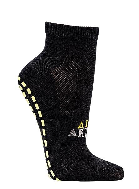 ch-home-design - Calcetines cortos - para mujer Negro 39/42 ES