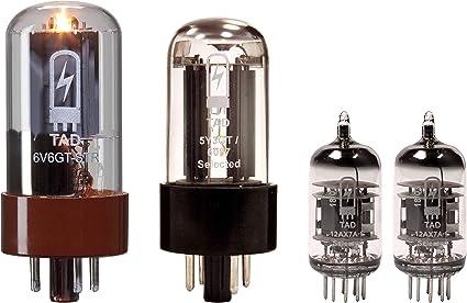 Tube Brand Tube Set for Fender 65 Super Reverb Reissue JJ Electronics