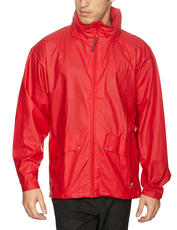 Helly Hansen Men's Voss Jacket, Red, X-Large 55267