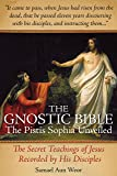 The Gnostic Bible: The Pistis Sophia Unveiled