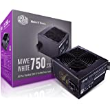 Cooler Master MWE 80Plus White 750W 230V 80Plus Single +12V Rail Silent Mode DC-to-DC Power Supply - Black - MPE-7501…