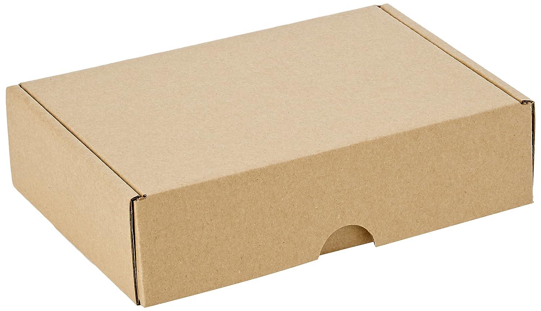 Smartbox posta econ A6, 160x 113x 42mm, colore: marrone (confezione da 25) LSM Consumer 211107725