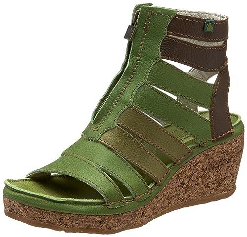 915c88b59b2 El Naturalista Women s N403 Wedge Sandal