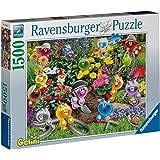 Ravensburger Gelini: Gardening Jigsaw Puzzle (1500 Piece)