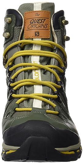 Amazon.com   Salomon Men's Quest Origins 2 GTX Hiking Boots   Hiking Boots