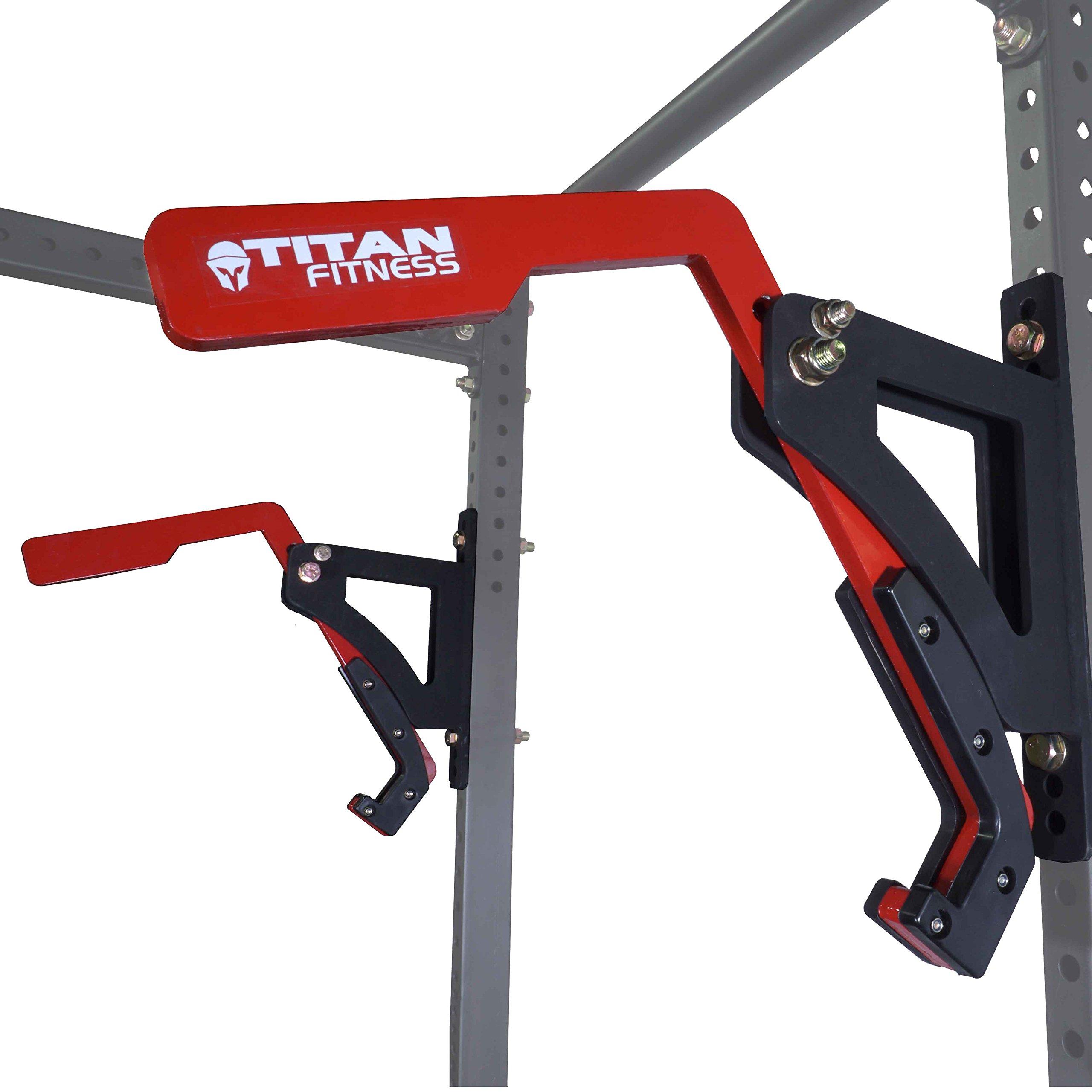 Titan Bolt-On Monolift Rack Mounted Attachment For Power Rack (T-3 Bolt On)