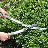 WORTH 1107Tagliasiepi con taglio con rivestimento antiaderente e comodo manico TPR 54.5cm