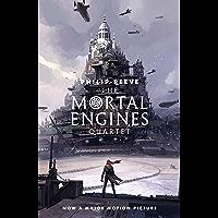 The Mortal Engines Quartet