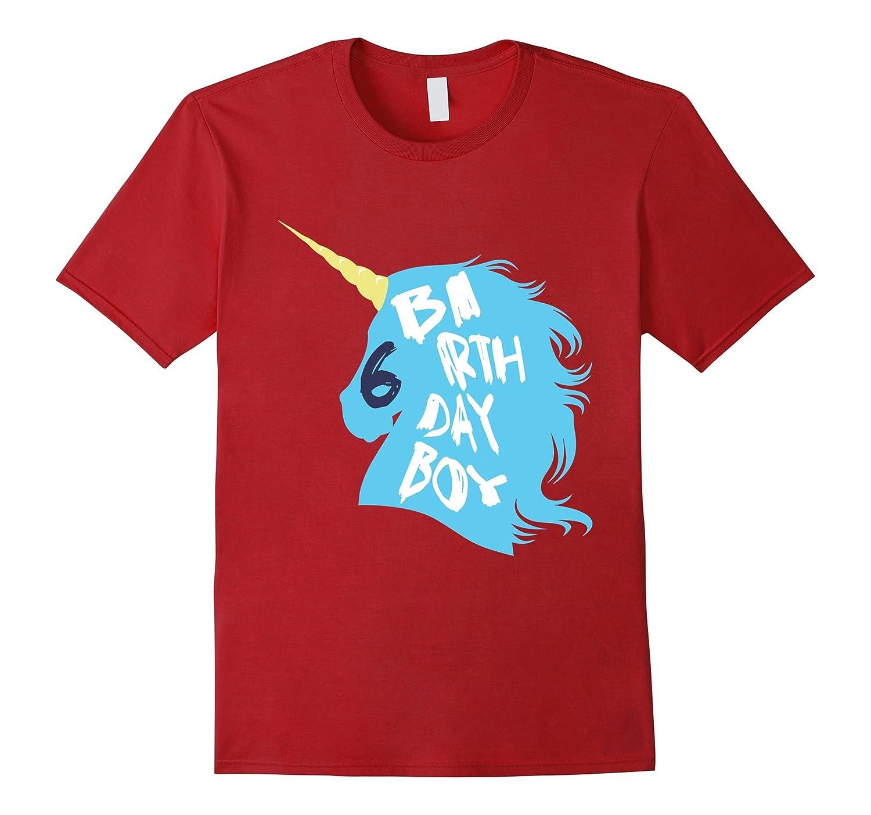 Birthday Boy 6 T Shirt