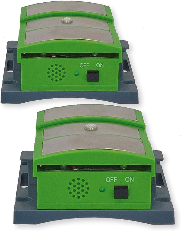 Isotronic Marder Schutz Mobil Für Auto Haus Marderschreck Mit Ultraschall Elektroschock Auto