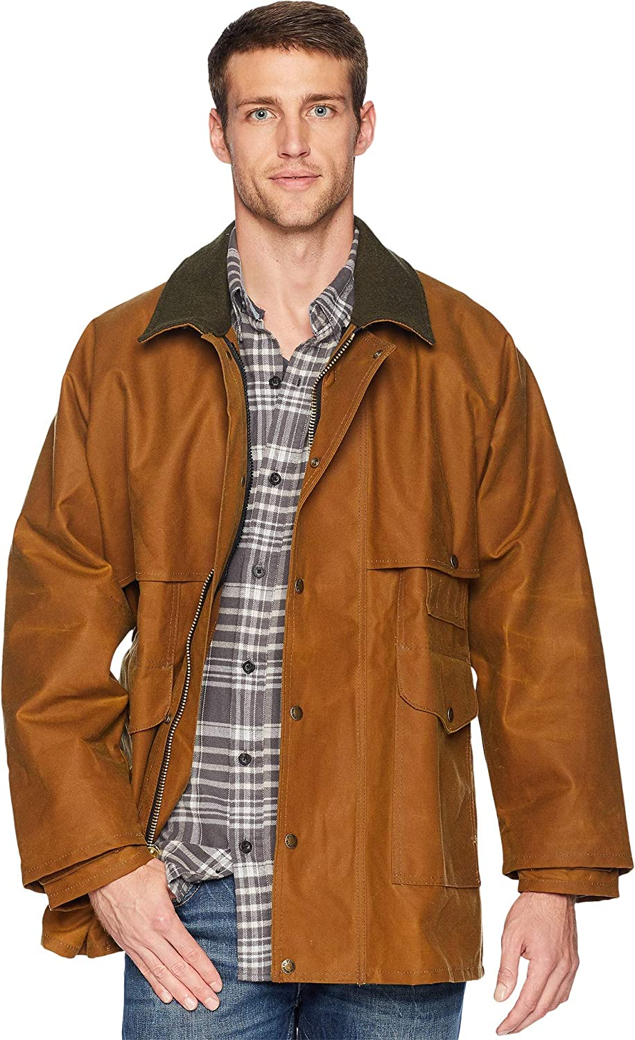 Filson Tin Packer Coat