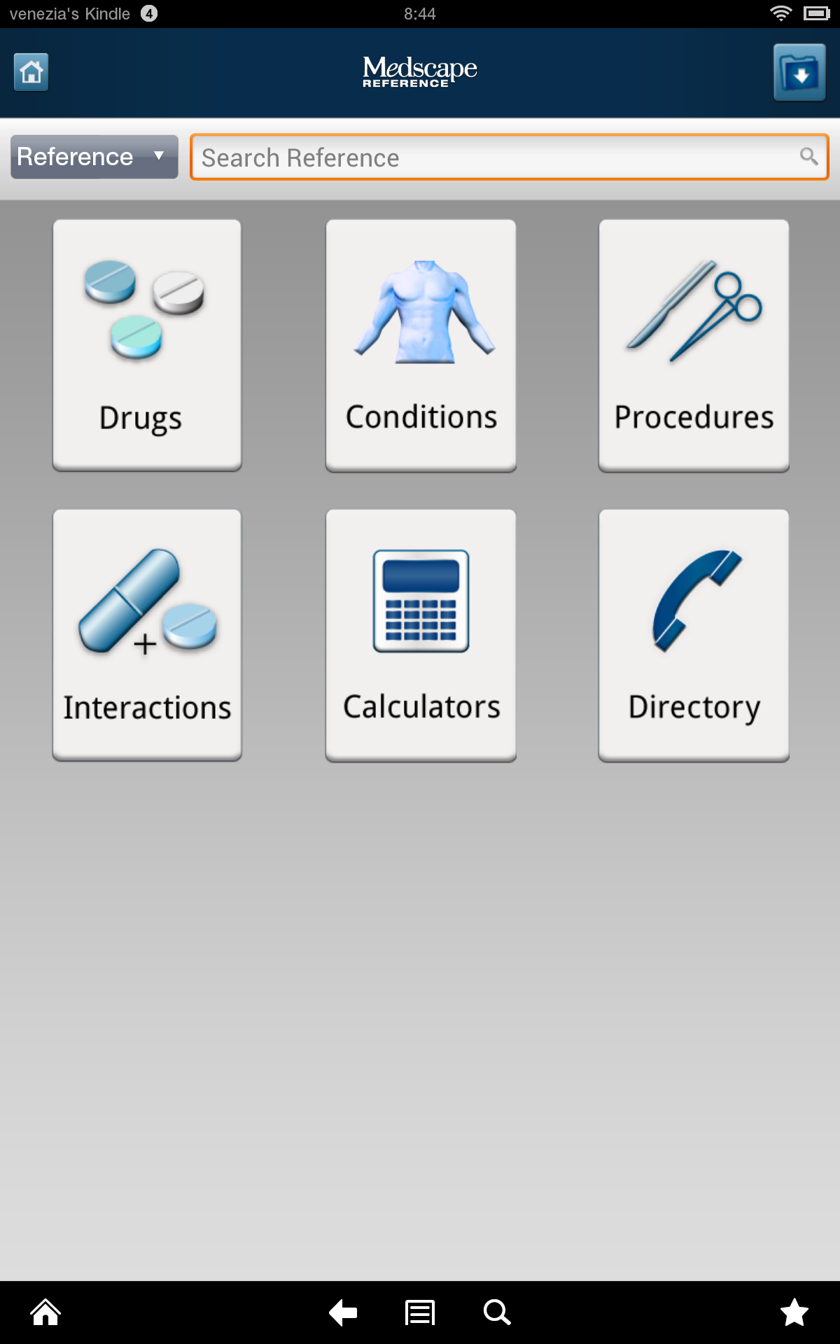 Amazon Com Medscape Appstore For Android