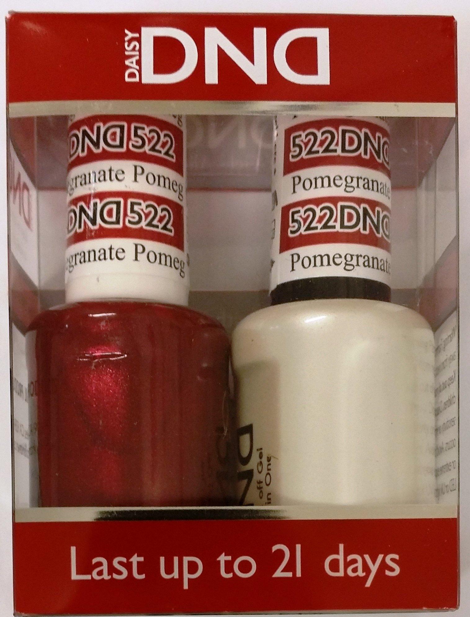 DND (Gel & Matching Polish) Set (522 - Pomegranate)