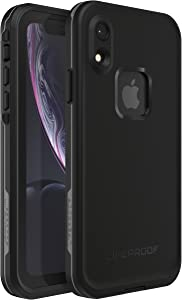 LifeProof FRE SERIES Waterproof Case for iPhone XR - Bulk Single-pack (1 unit) - BLACK
