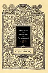 The Best Software Writing I: Selected and Introduced by Joel Spolsky Paperback