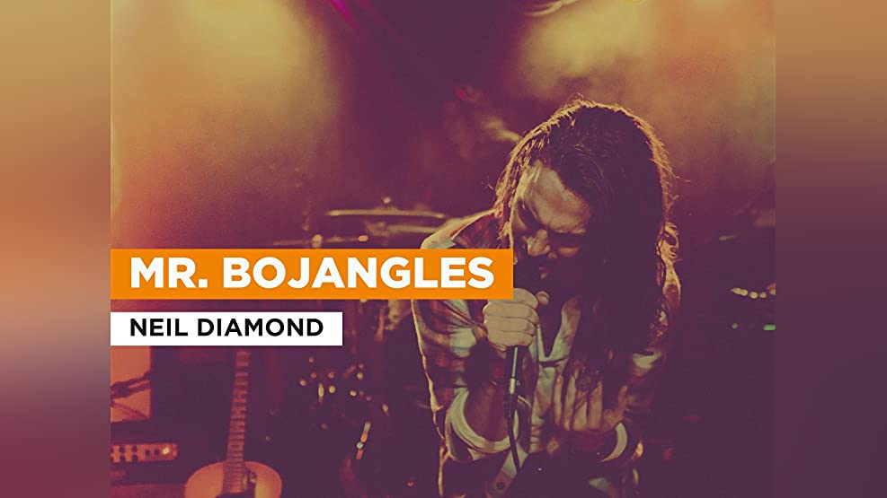 Mr. Bojangles in the Style of Neil Diamond