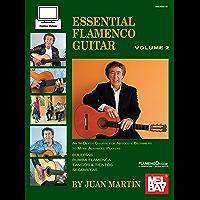 Essential Flamenco Guitar: Volume 2 book cover