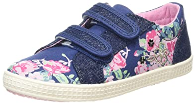 Start Rite Edith 2, Espadrilles Fille, Rose (Pink_6), 23.5 EU