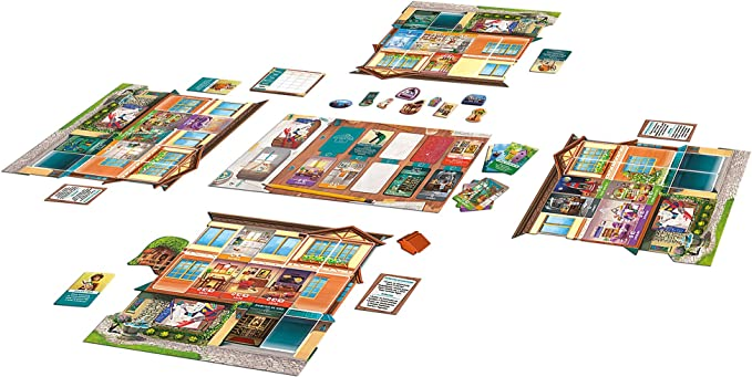 Asterion 8155 – La Casa Dei Sogni Edición Italiana: Amazon.es: Juguetes y juegos