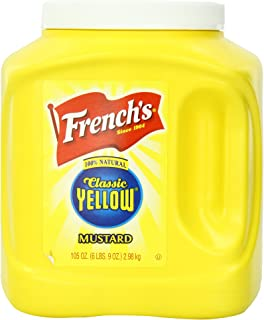Frenchs - Classic Yellow Mustard - 2.98 Kg