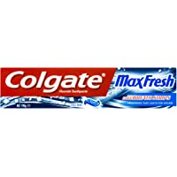 Colgate Max Fresh Breath Freshness Toothpaste Cool Mint 190g