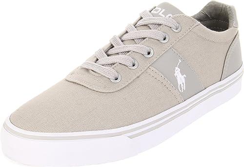 Polo Ralph Lauren - Zapatillas de Lona para Hombre Gris Gris ...