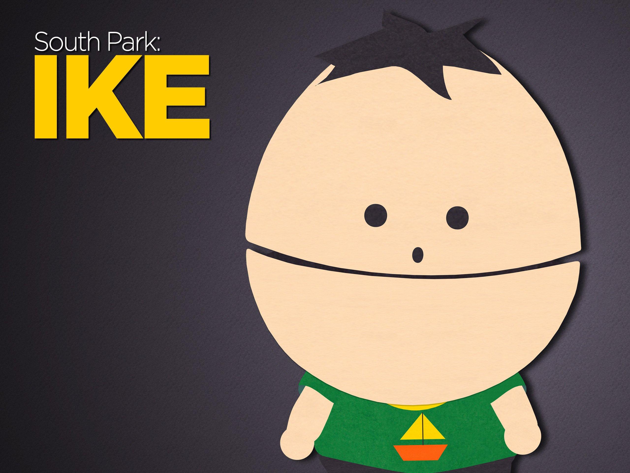 South park ike gif