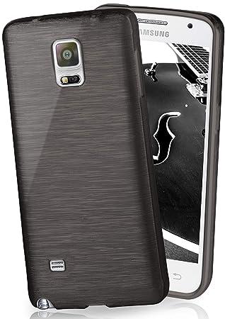 Funda Protectora OneFlow para Funda Samsung Galaxy Note 4 Carcasa Silicona TPU 1,5mm | Accesorios Cubierta protección móvil | Funda móvil paragolpes ...
