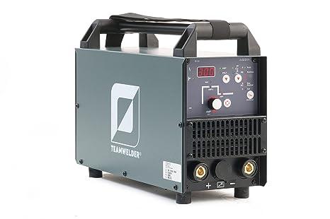 MMA 300 CEL electrodo Soldador inverter sudor dispositivo 300 Amperios electrodos de celulosa Team Welder