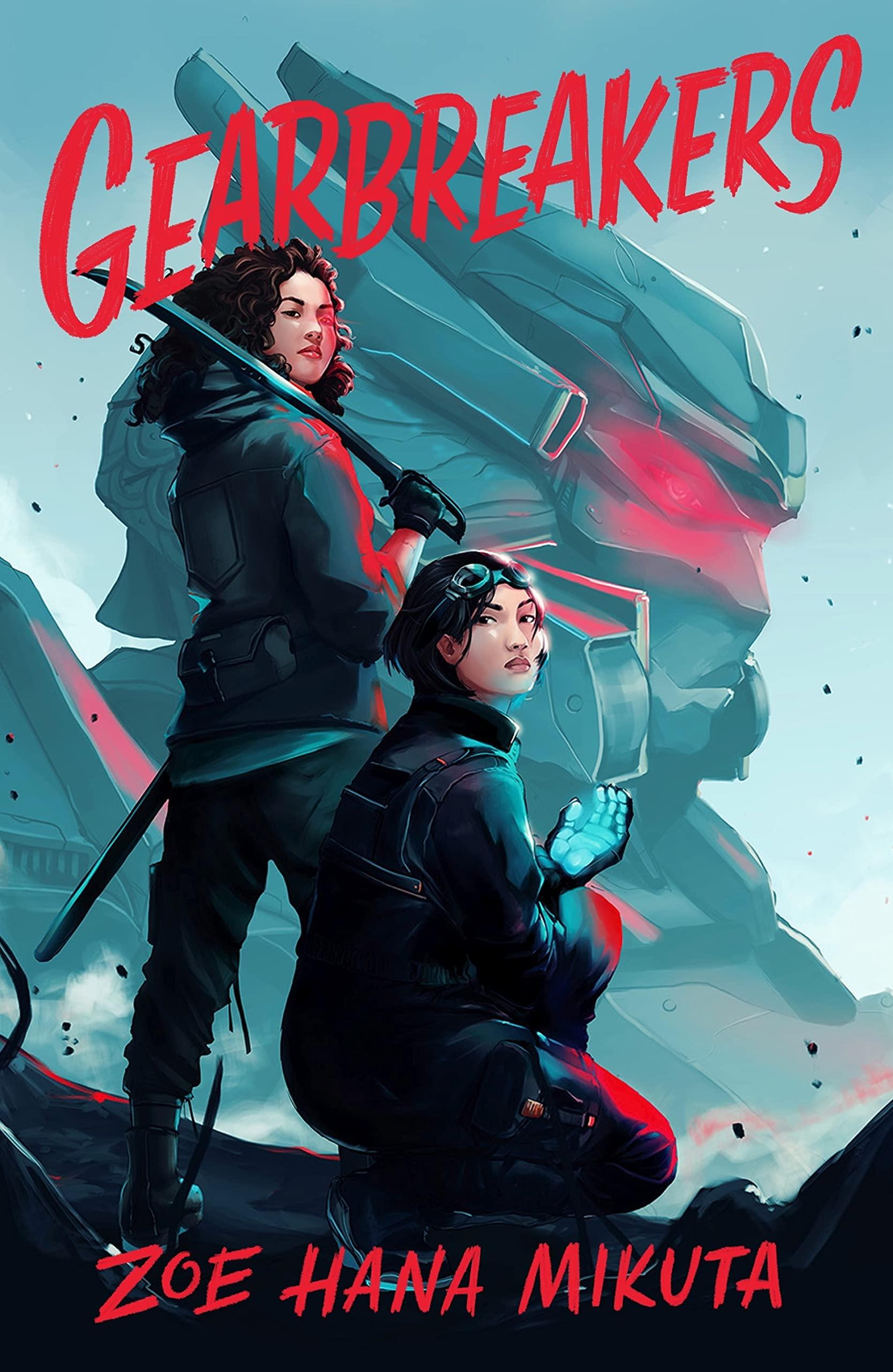 Amazon.com: Gearbreakers (Gearbreakers, 1) (9781250269508): Mikuta, Zoe Hana:  Books
