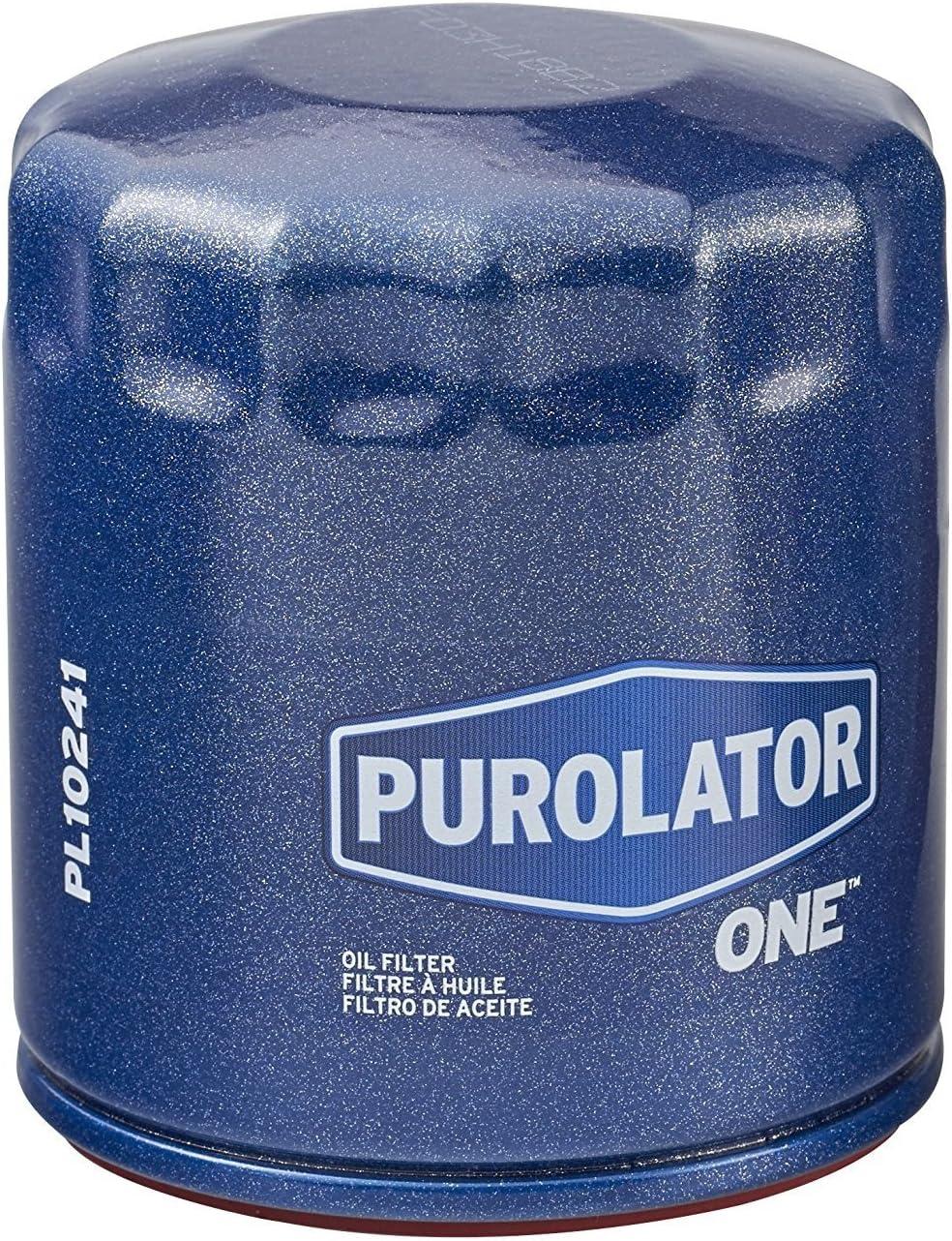 Purolator PL10241 PurolatorONE Oil Filter Pack of 6