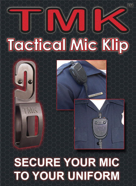 TMK - Tactical Mic Klip