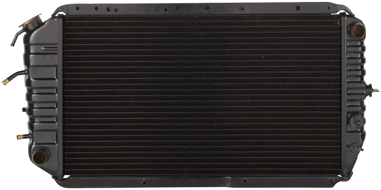 Radiator Spectra CU698