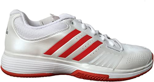 adidas - Zapatillas de Tenis para Mujer Rojo Blanco y Rojo ...
