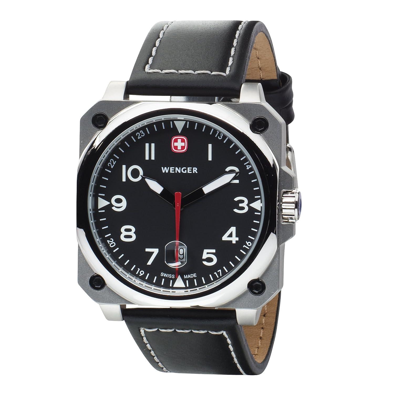 ウェンガー WENGER エアログラフコクピット 72425 [海外輸入品] メンズ 腕時計 時計 B002O16TLM