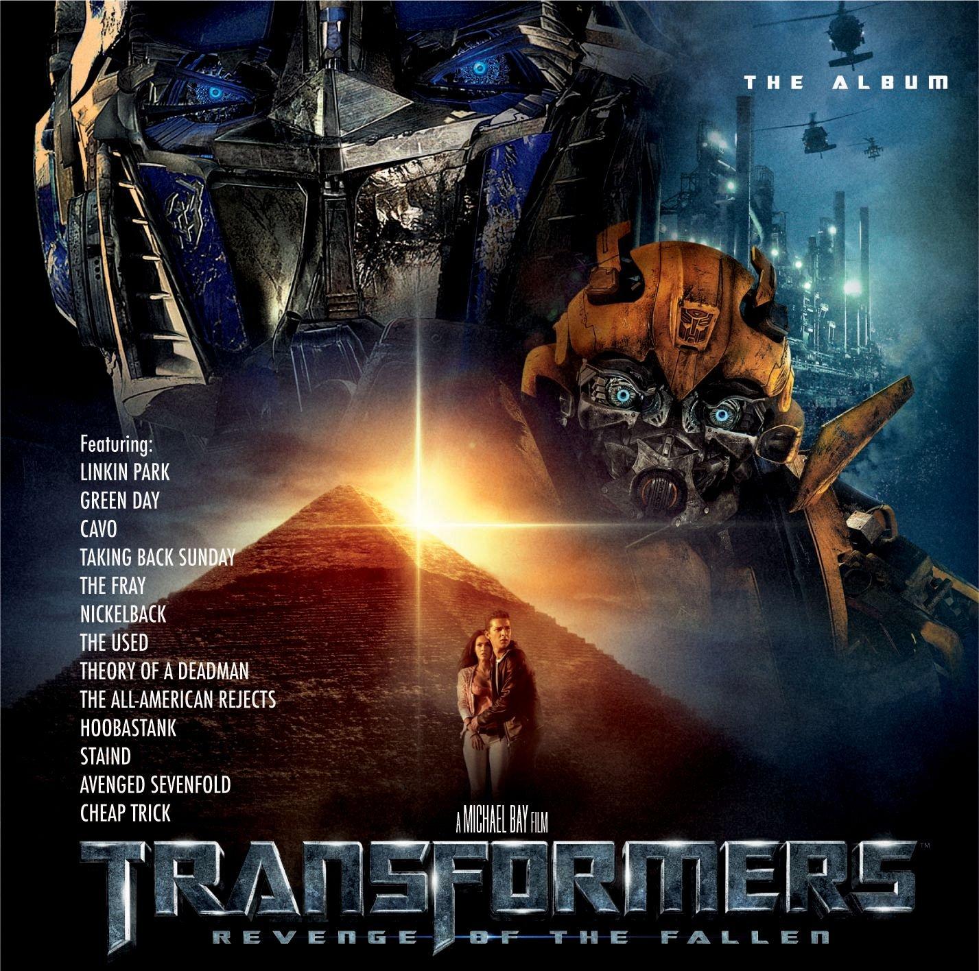 Transformers: Revenge Of The Fallen - The Album