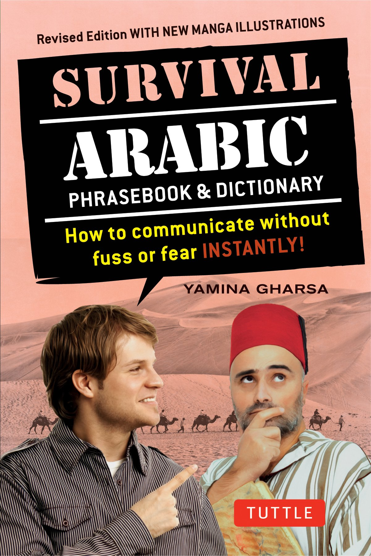 Survival Arabic Phrasebook Dictionary How To Communicate Without