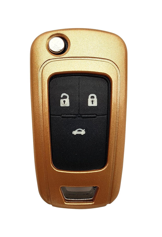 CK + Opel Auto de llave ABS móvil Key Cover Case Funda para Adam cascada Moca X Astra Corsa insignia Meriva Zafira