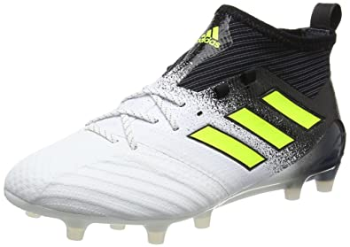 9c2d0ad410 Adidas Men s Ace 17.1 Fg Ftwwht Syello Cblack Football Boots - 10 UK ...