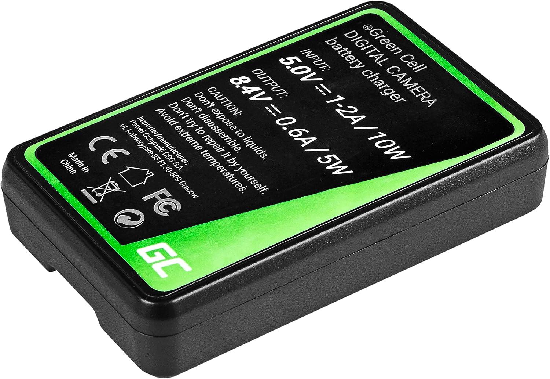 Rebel T5 Rebel Kiss X70 T6 Cam/éras 5W 8.4V 0.6A Noir EOS 1300D Rebel T3 Kiss X50 EOS 1200D EOS Kiss X50 Green Cell/® LC-E10 Chargeur pour Canon LP-E10 Batterie et EOS 1100D