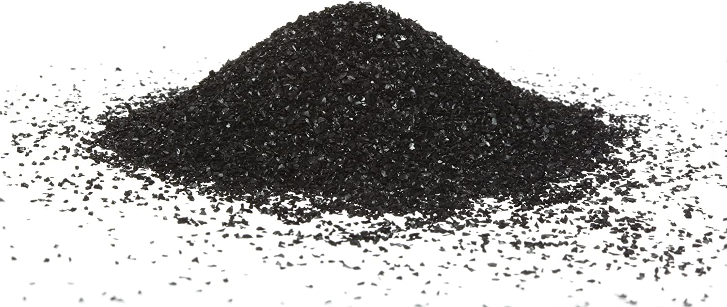 15 Lbs Bulk Coconut Shell Water Filter Granular Activated Carbon Charcoal by IPW Industries Inc.