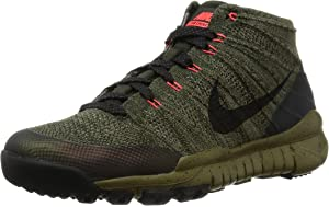 timeless design d090a 93626 ... nike flyknit trainer chukka FSB mens hi top trainers 805092 sneakers  shoes ...
