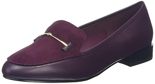 ALDO Harriett, Mocasines para Mujer, Rojo (Bordo/40), 39 EU: Amazon.es: Zapatos y complementos