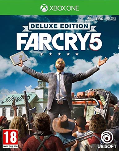 Buy Far Cry 5 - Deluxe Edition (Xbox One) Online at Low Prices in