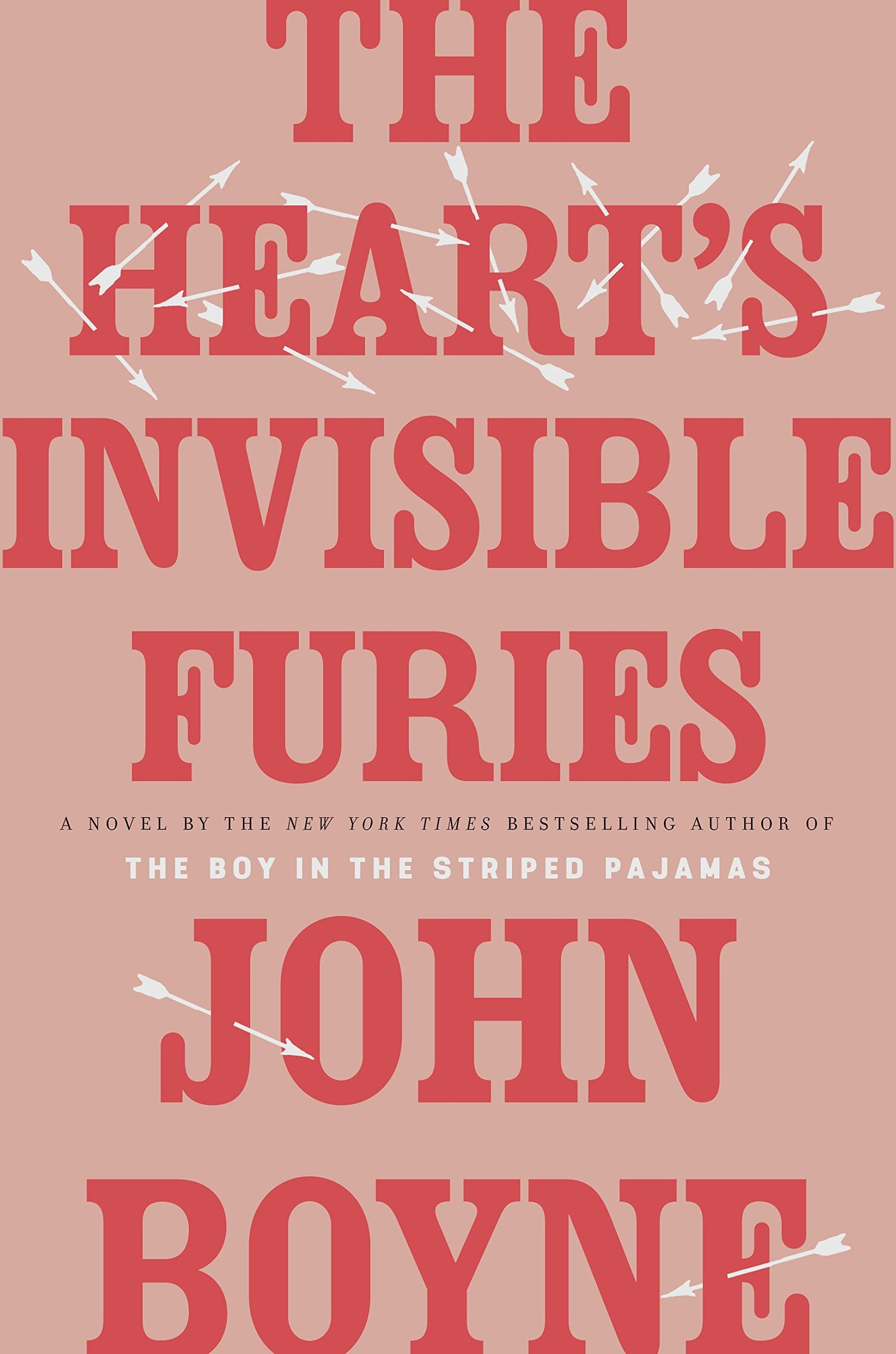 Image result for heart's invisible furies book cover