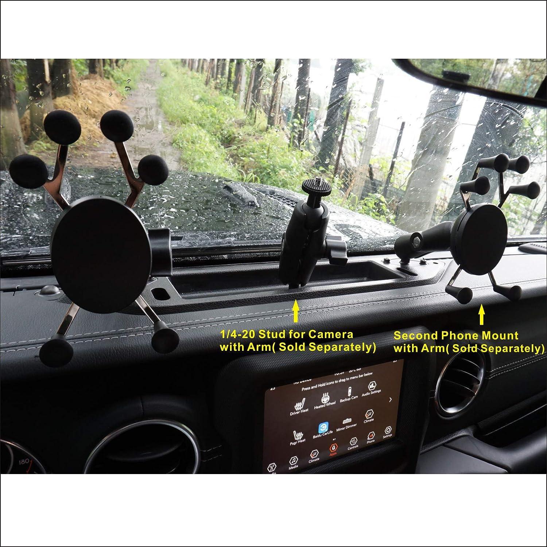 Best cell phone holder for jeep wrangler, best dashboard phone mount for jeep wrangler