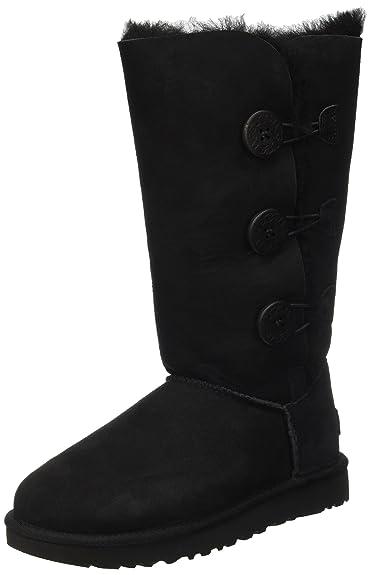 edf774ba48d UGG Womens 1016227 Bailey Button Triplet Ii: Amazon.com.au: Fashion