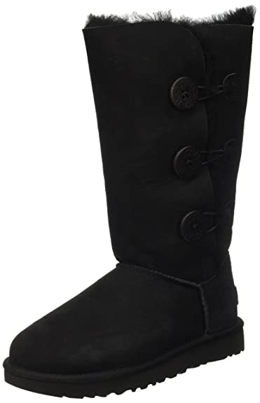 b84f7e37c04 UGG Women's Bailey Button Triplet Ii Winter Boot