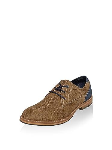 Nebulus Zapatos de Cordones Lions Marrón/Denim EU 44 qQkT9Rkt